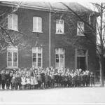 Schüler in Dornbusch 1931/32