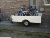 Autoanhänger z.B für Fahrräder als Alternative für Fahrradtransport