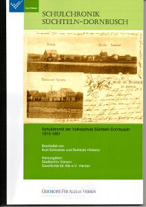 Schulchronik Süchteln-Dornbusch