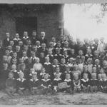 Die Schüler in Dornbusch 1926