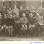 Schulentlassung 1954